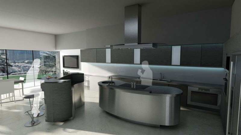 Laura pedata kitchen dubai for Kitchen designs dubai